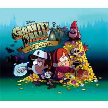 Mouse Pad - Legend of the Gnome Gemulets - Gravity Falls
