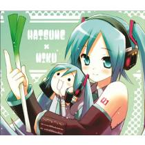 Mouse Pad - Chibi Hatsune Miku - Vocaloid