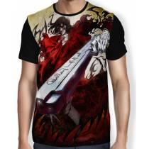 Camisa FULL Alucard - Hellsing