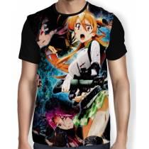Camisa FULL Rei - High School Of The Dead