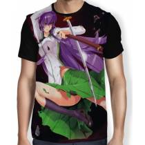 Camisa FULL Saeko - High School Of The Dead