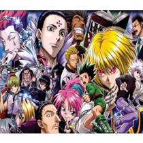 Mouse Pad - Trupe Fantasma - Hunter X Hunter