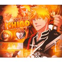 Mouse Pad - TN Ichigo Shinigami - Bleach