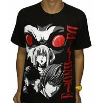 Camisa Death Note - Raito Misa L - classic