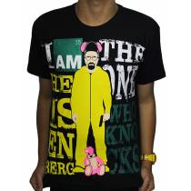 Camisa Heisenberg. - Breaking Bad