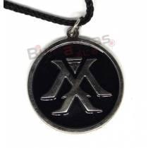 KPOP-31 - Colar Medalha MonstaX - K-Pop