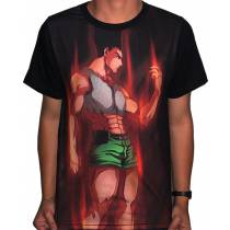 Camisa FULL Gon Adulto - Hunter x Hunter