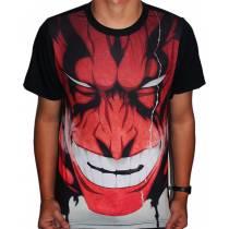 Camisa FULL Bankai Zaraki - Bleach