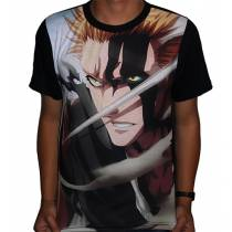 Camisa FULL Ichigo New Form - Bleach