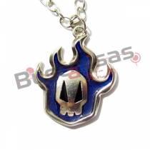 BL-51 - Colar Shinigame Azul Grande