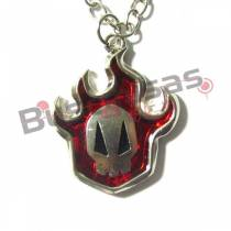 BL-50 - Colar Shinigame Vermelho Grande