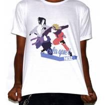 Camisa AW - SB Naruto e Sasuke