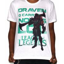 Camisa SB Draven - League of Legends - LOL