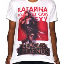 Camisa SB Katarina - League of Legends - LOL