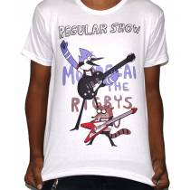 Camisa SB Mordecai e os Rigbys