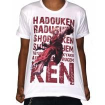 Camisa SB Ken - Street Fighter