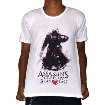 Camisa SB Black flag - Assassins creed