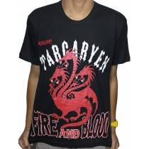 Camisa Targaryen - Game of Thrones
