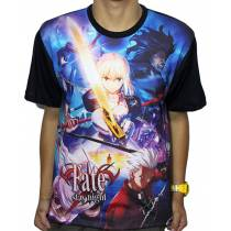 Camisa FULL Fate / Stay Night