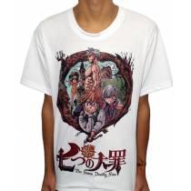 Camisa VA - Nanatsu no Taizai