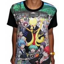 Camisa FULL Assassination Classroom