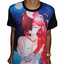 Camisa FULL Lucy - Elfen Lied