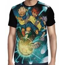 Camisa FULL Triple Kick - Inazuma Eleven (SUPER ONZE)