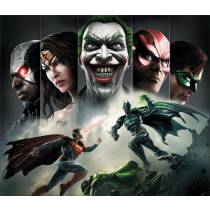 Mouse Pad - Injustice Poster