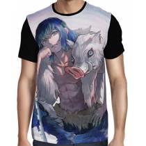Camisa FULL Kimetsu no Yaiba - Inosuke