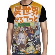 Camisa Full Isekai Quartet