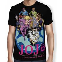 "Camisa FULL Golden Wing - Jojo""s Bizarre Adventure"