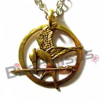 JV-01 - Colar Tordo - Jogos Vorazes - Hunger Games