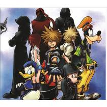 Mouse Pad - Kingdom Hearts
