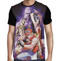 Camisa FULL The King Of Fighters