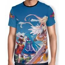 Camisa FULL Print Konosuba - Kono Subarashii Sekai ni Shukufuku o!