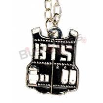 KPOP-16 - Escudo BTS (BangTan Boys) - K-Pop