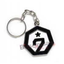 KPOP-26(CH)- Chaveiro Medalha GOT7 - K-Pop