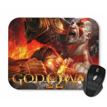 Mouse Pad - Kratos Scream - God Of War