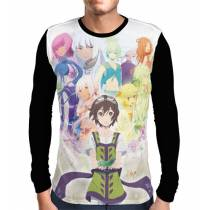 Camisa Manga Longa Kujira no Kora - Children of the Whales