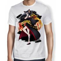 Camisa TN - Kuroka - HighSchool DxD