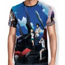 Camisa FULL Print Kuromukuro