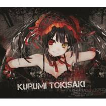 Mouse Pad - Kurumi Tokisaki