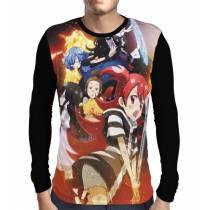 Camisa Manga Longa Laidbackers