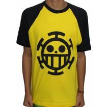 Camisa One Piece - Amarela Law