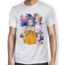 Camisa TN Levy - Fairy Tail