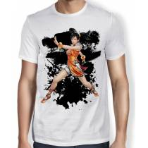 Camisa Tn Ling Xiaoy - Tekken