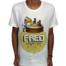 Camisa AW - Logo Canal Fred