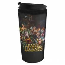 Copo Térmico Campeões - League Of Legends