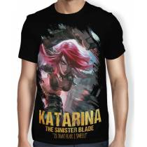 Camisa FULL Sinister Blade Katarina - League of Legends