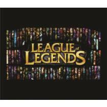 Mouse Pad - LOL Logo - League of Legends
